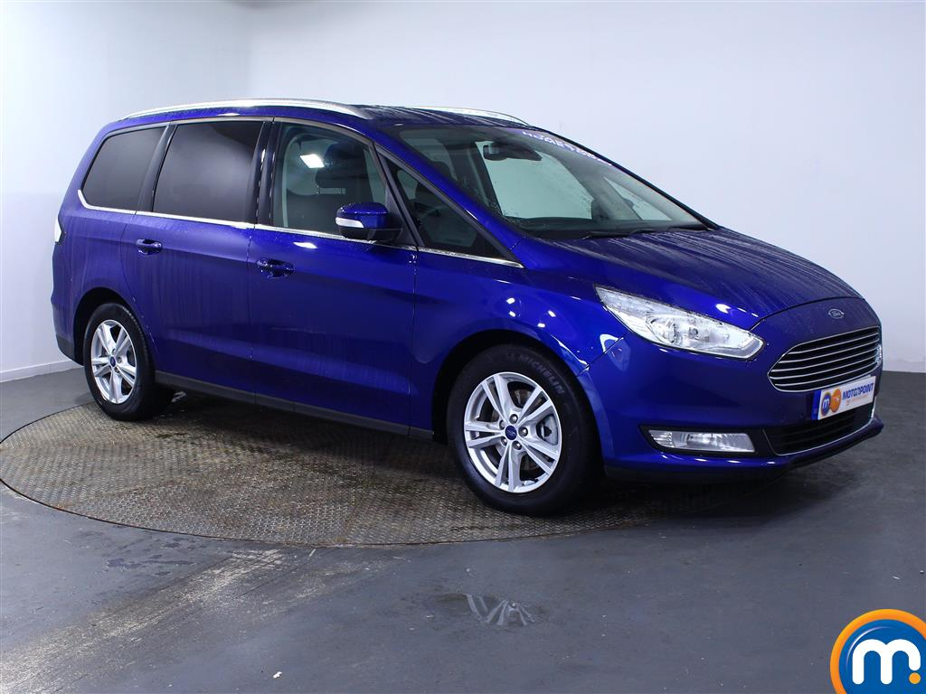 Ford Galaxy Titanium Automatic Diesel People Carrier - Stock Number (972367) - Drivers side front corner