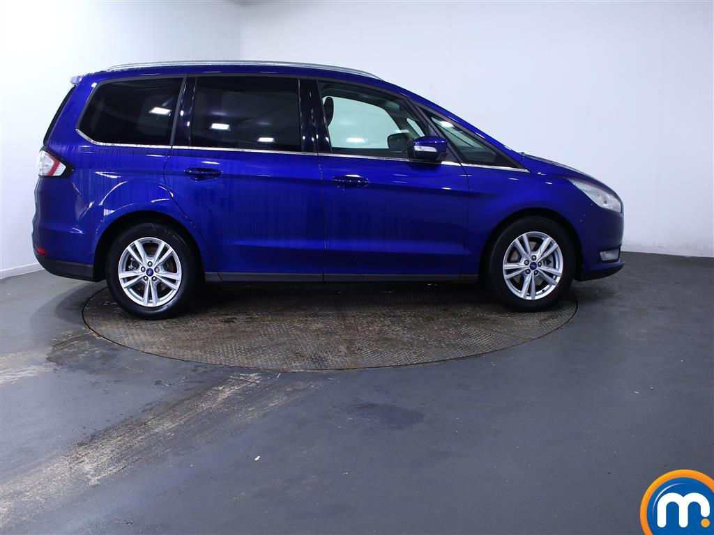 Ford Galaxy Titanium Automatic Diesel People Carrier - Stock Number (972367) - Drivers side