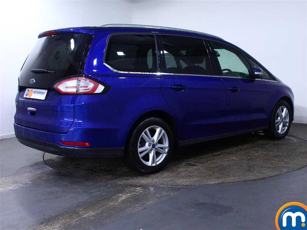 Ford Galaxy Titanium Automatic Diesel People Carrier - Stock Number (972367) - Drivers side rear corner