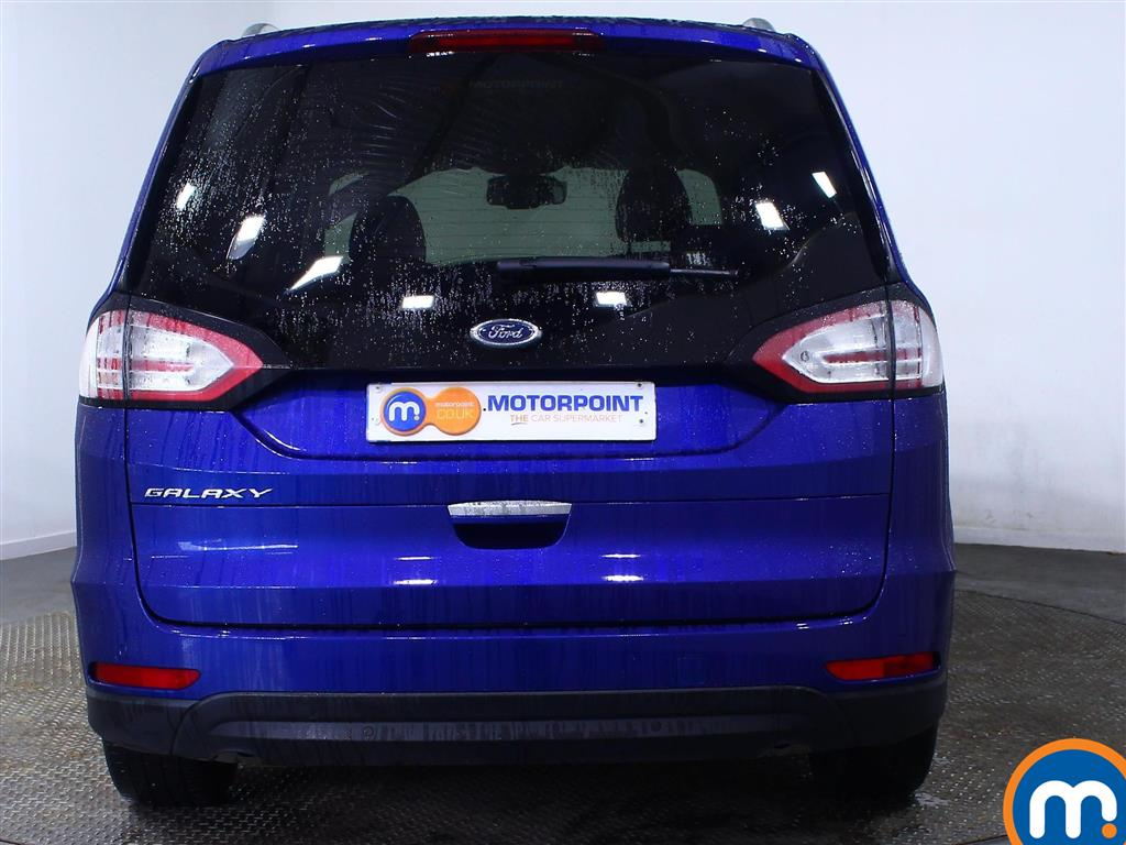 Ford Galaxy Titanium Automatic Diesel People Carrier - Stock Number (972367) - Rear bumper