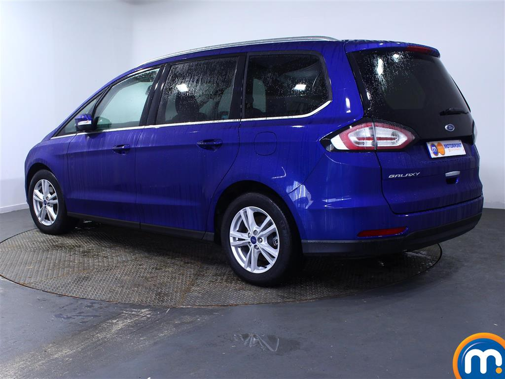 Ford Galaxy Titanium Automatic Diesel People Carrier - Stock Number (972367) - Passenger side rear corner