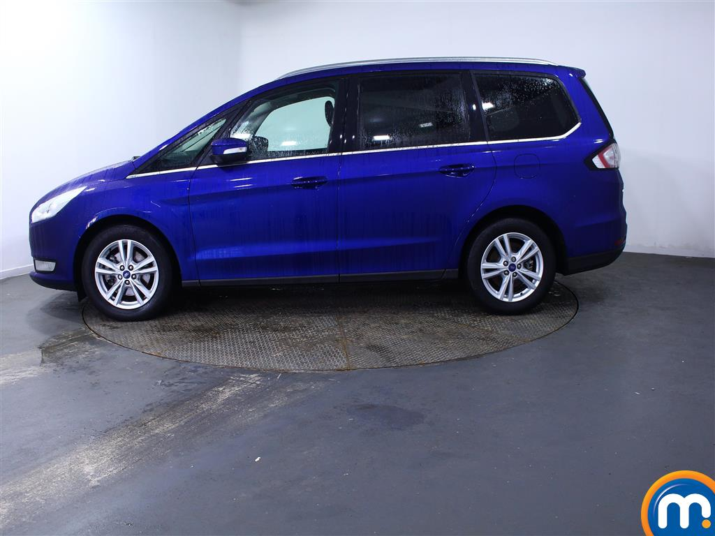 Ford Galaxy Titanium Automatic Diesel People Carrier - Stock Number (972367) - Passenger side