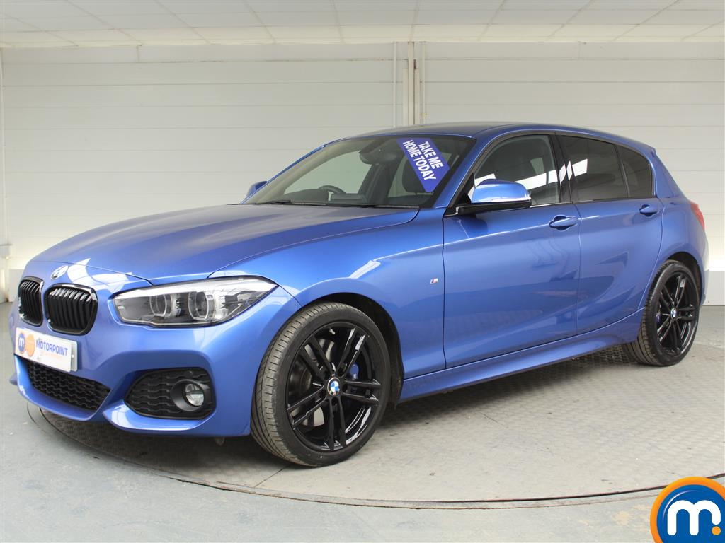 BMW 1 Series M Sport Shadow Edition - Stock Number (964569) - Passenger side front corner