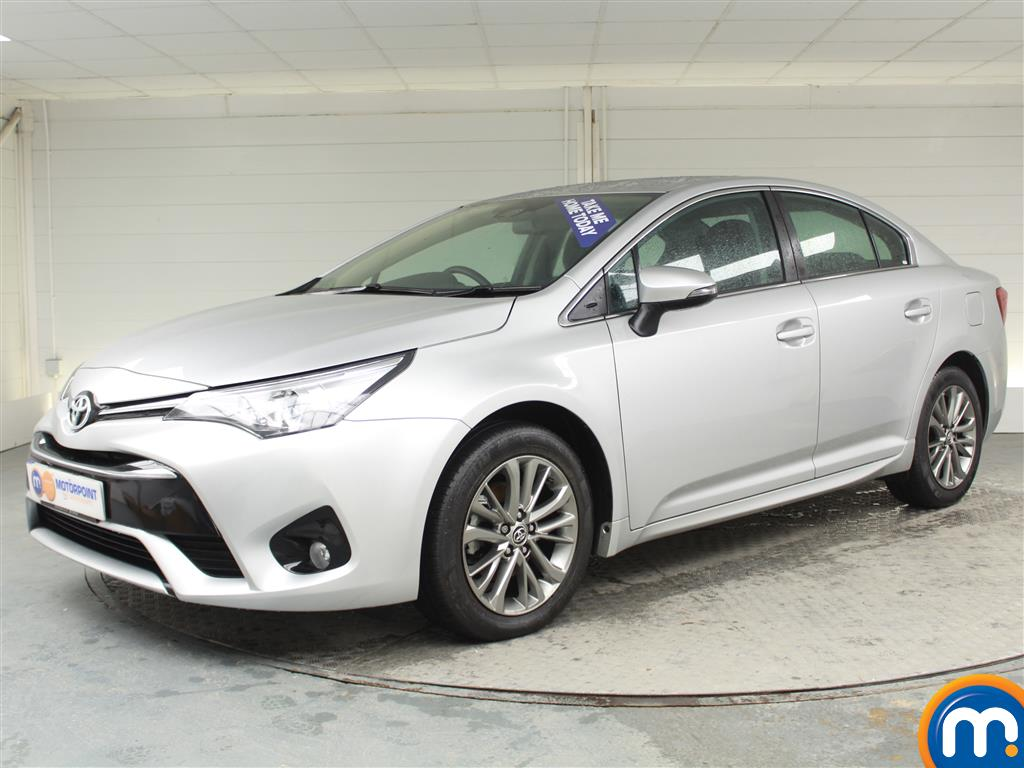 Toyota Avensis Business Edition - Stock Number (969931) - Passenger side front corner
