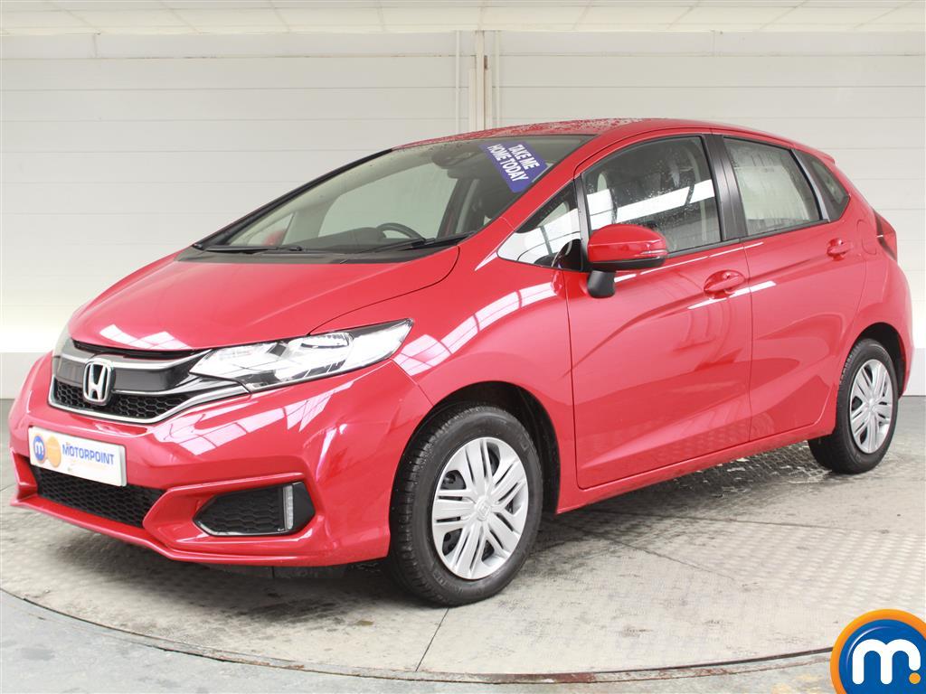 Honda Jazz S - Stock Number (966731) - Passenger side front corner