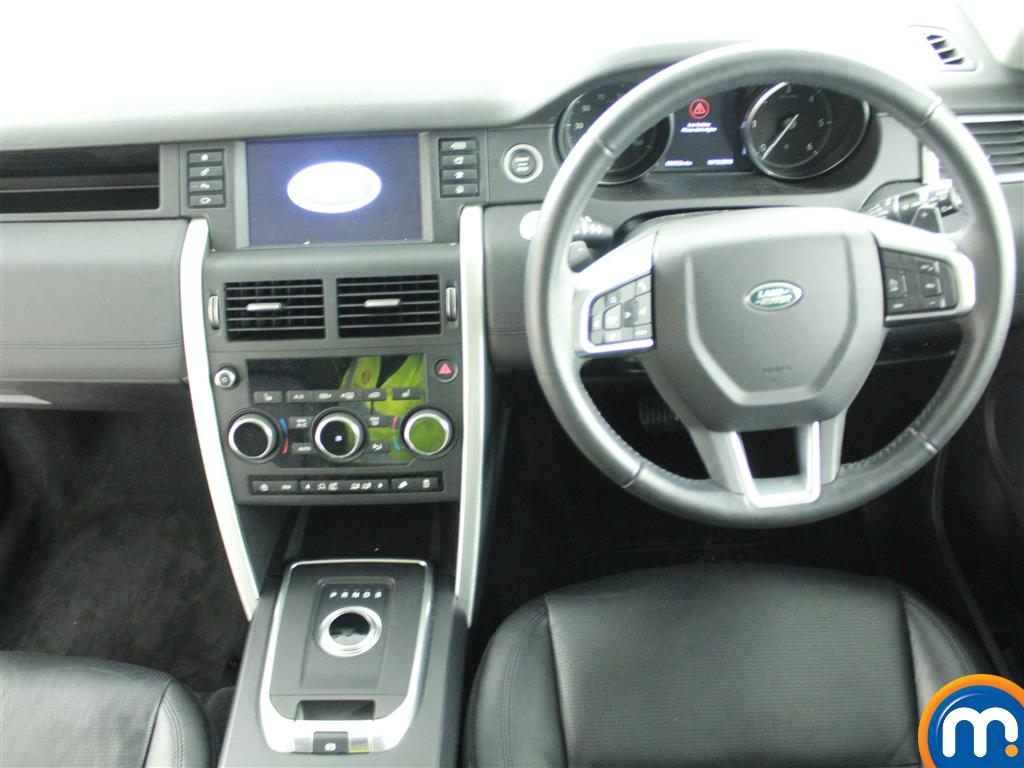 Land Rover Discovery Sport Hse Black Automatic Diesel 4X4 - Stock Number (969826) - 7th supplementary image