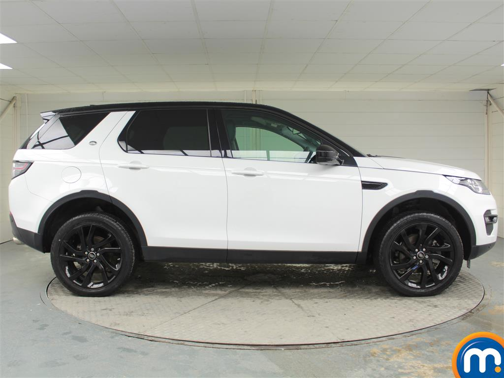 Land Rover Discovery Sport Hse Black Automatic Diesel 4X4 - Stock Number (969826) - Drivers side