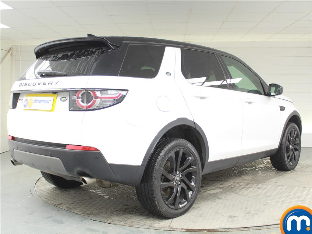 Land Rover Discovery Sport Hse Black Automatic Diesel 4X4 - Stock Number (969826) - Drivers side rear corner