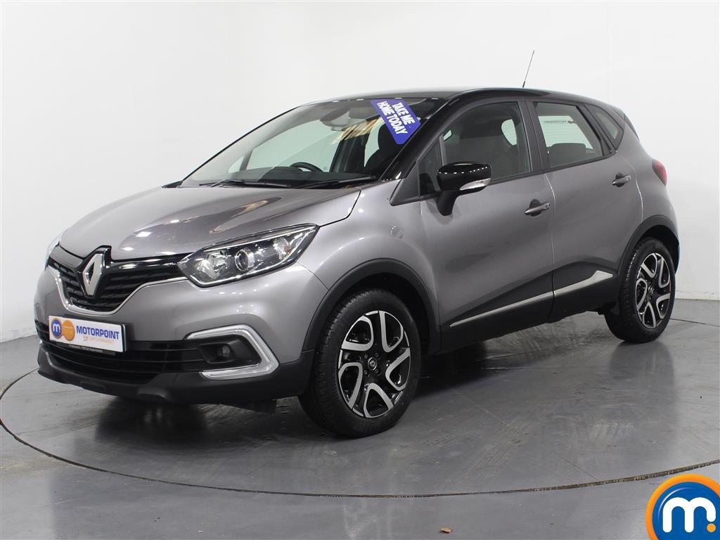 Renault Captur Dynamique Nav - Stock Number (968761) - Passenger side front corner