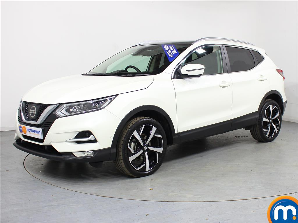 Used Nissan Qashqai Cars For Sale Motorpoint Car Supermarket