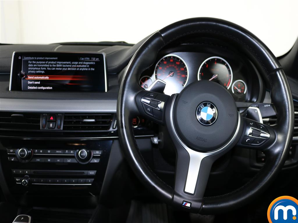 BMW X6 Xdrive M50d 5Dr Auto Automatic Diesel Estate - Stock Number (973786) - 5th supplementary image