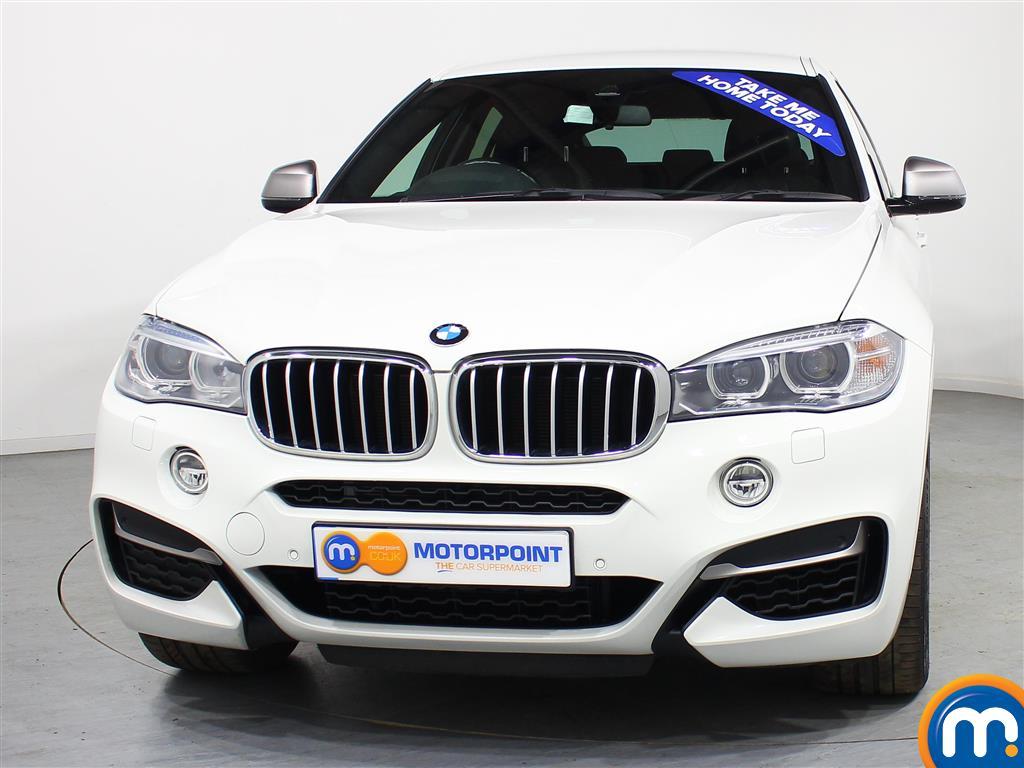 BMW X6 Xdrive M50d 5Dr Auto Automatic Diesel Estate - Stock Number (973786) - Front bumper
