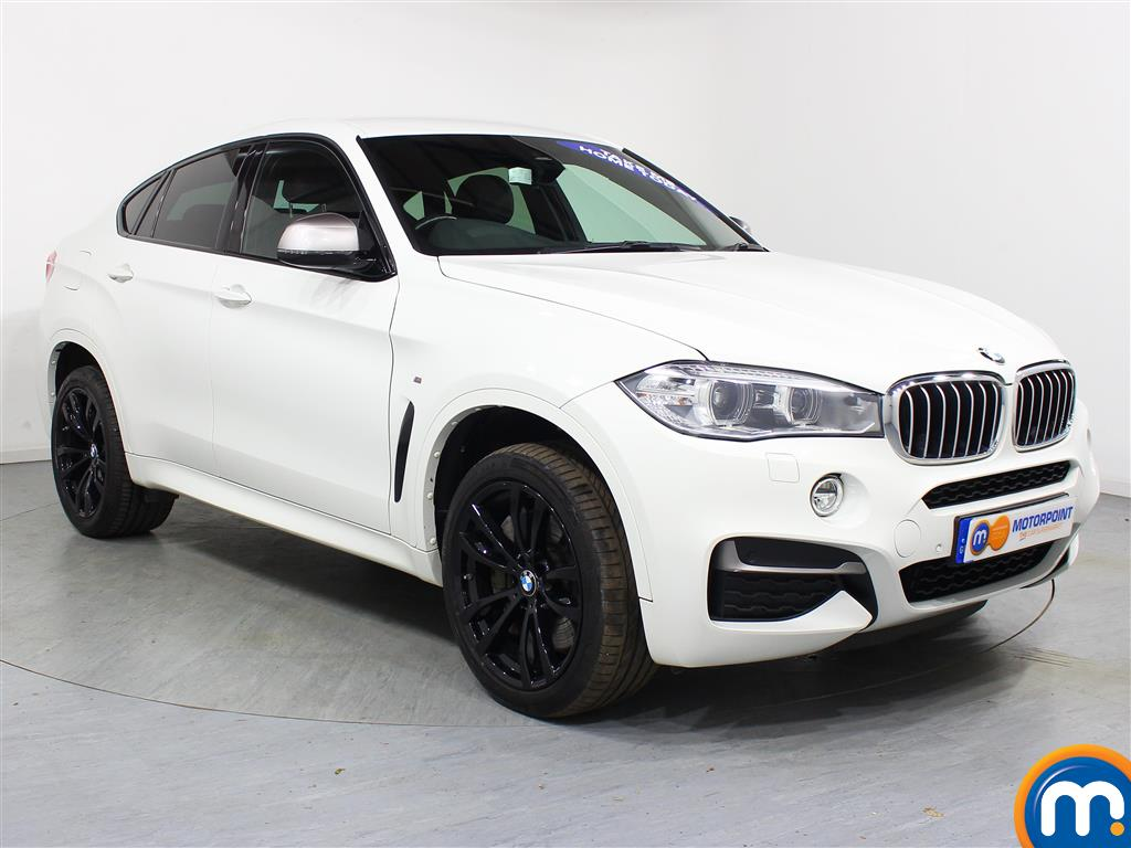 BMW X6 Xdrive M50d 5Dr Auto Automatic Diesel Estate - Stock Number (973786) - Drivers side front corner