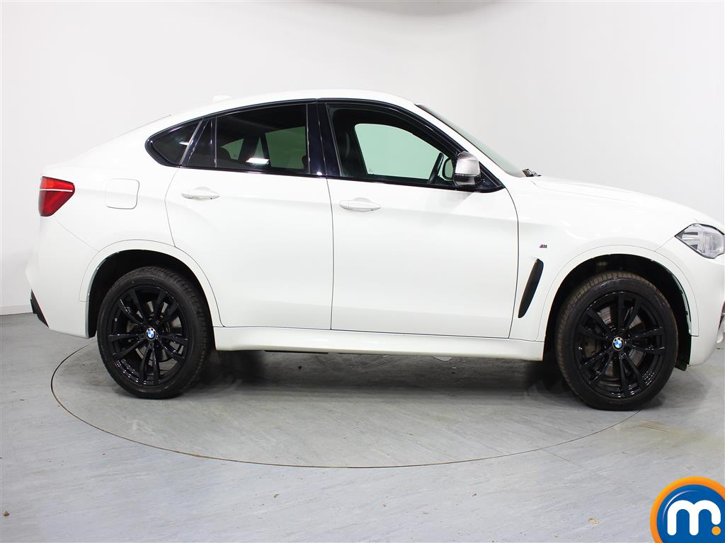 BMW X6 Xdrive M50d 5Dr Auto Automatic Diesel Estate - Stock Number (973786) - Drivers side
