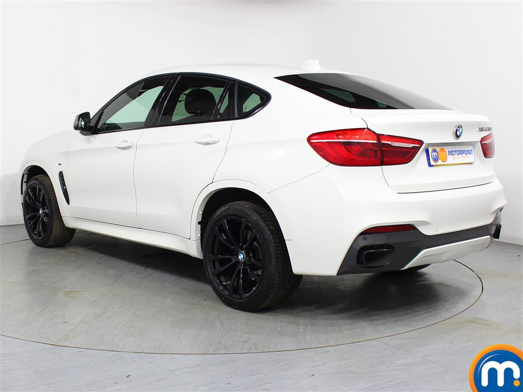 BMW X6 Xdrive M50d 5Dr Auto Automatic Diesel Estate - Stock Number (973786) - Passenger side rear corner
