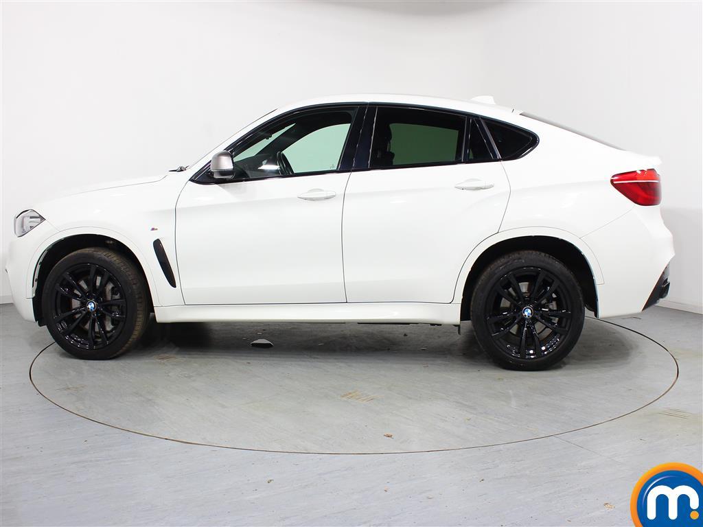 BMW X6 Xdrive M50d 5Dr Auto Automatic Diesel Estate - Stock Number (973786) - Passenger side