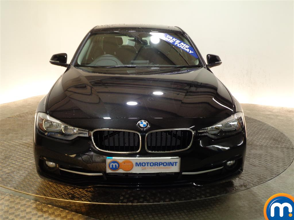 BMW 3 Series Sport Automatic Petrol Saloon - Stock Number (973744) - Front bumper