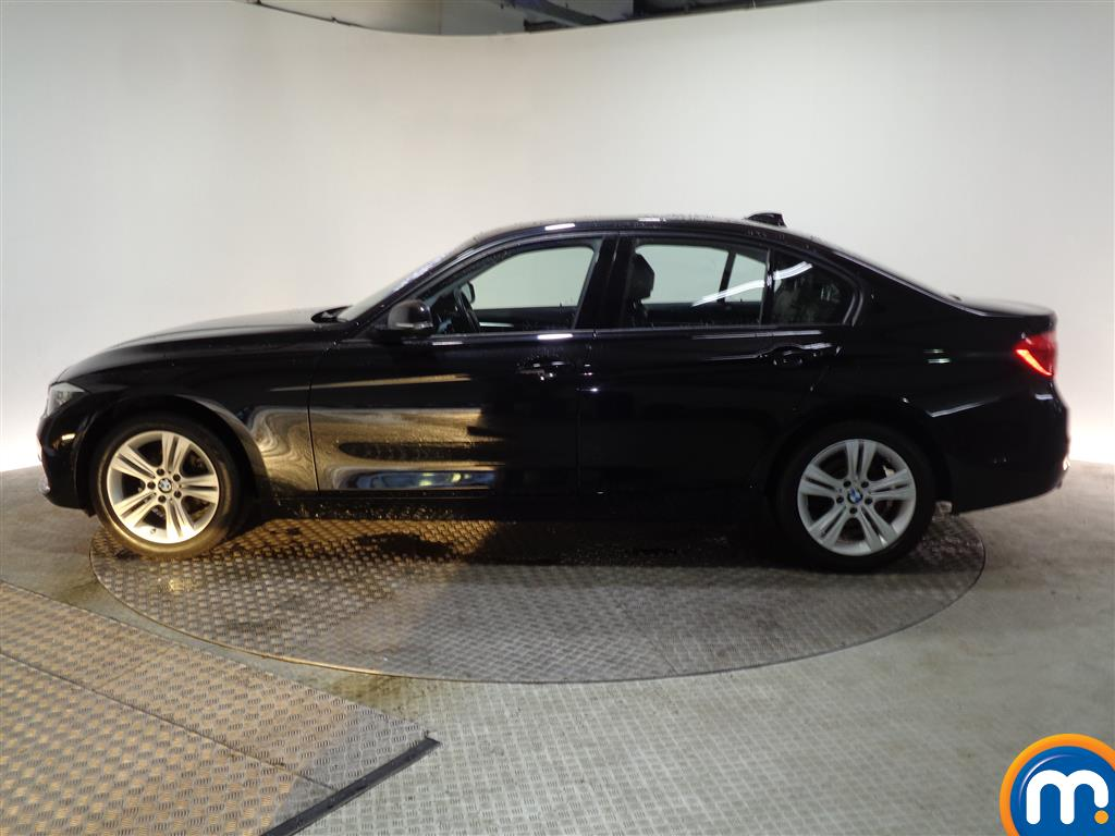 BMW 3 Series Sport Automatic Petrol Saloon - Stock Number (973744) - Passenger side