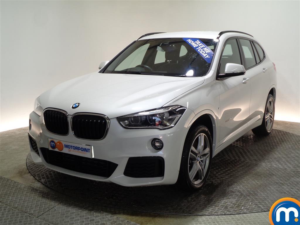 BMW X1 M Sport - Stock Number (973734) - Passenger side front corner