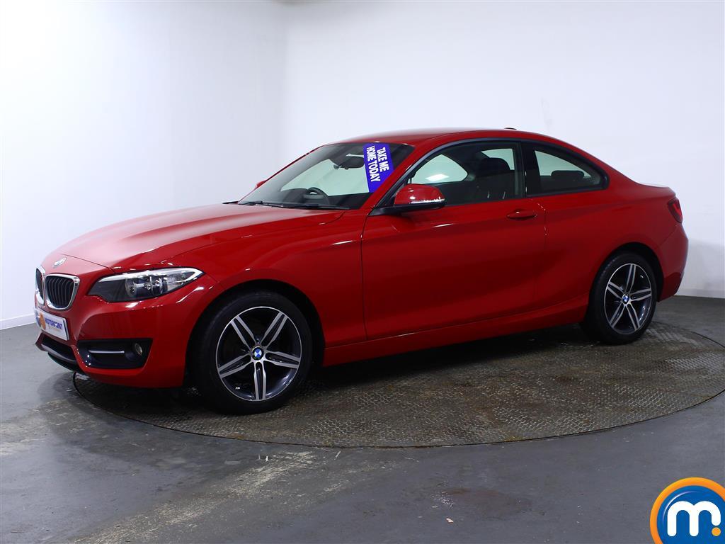 BMW 2 Series Sport - Stock Number (972677) - Passenger side front corner