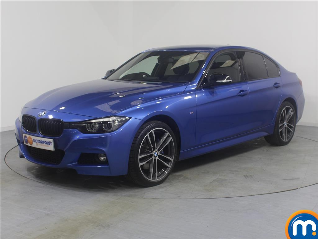 BMW 3 Series M Sport Shadow Edition - Stock Number (958003) - Passenger side front corner