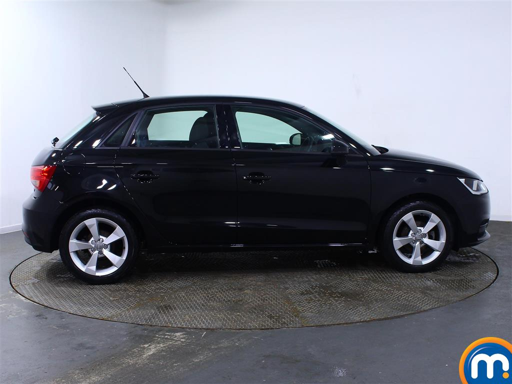 Audi A1 Sport Manual Petrol Hatchback - Stock Number (972671) - Drivers side