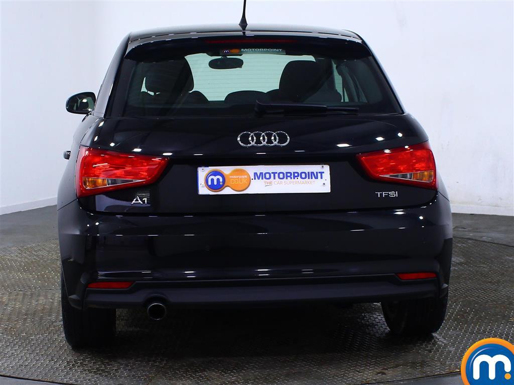 Audi A1 Sport Manual Petrol Hatchback - Stock Number (972671) - Rear bumper