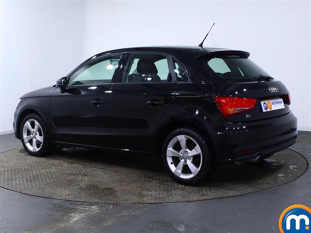 Audi A1 Sport Manual Petrol Hatchback - Stock Number (972671) - Passenger side rear corner