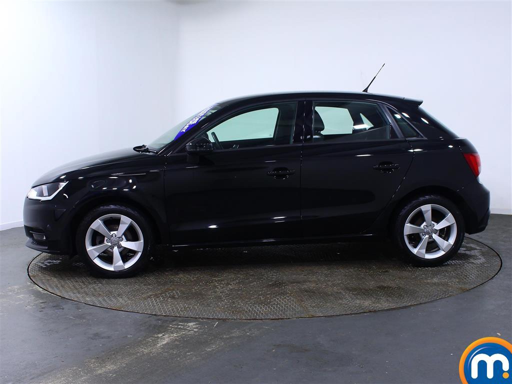 Audi A1 Sport Manual Petrol Hatchback - Stock Number (972671) - Passenger side