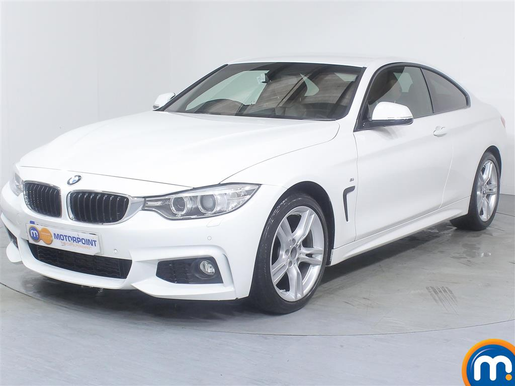 BMW 4 Series M Sport - Stock Number (969790) - Passenger side front corner