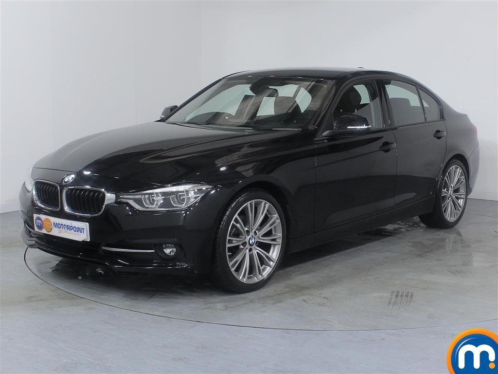BMW 3 Series EfficientDynamics Sport - Stock Number (970713) - Passenger side front corner