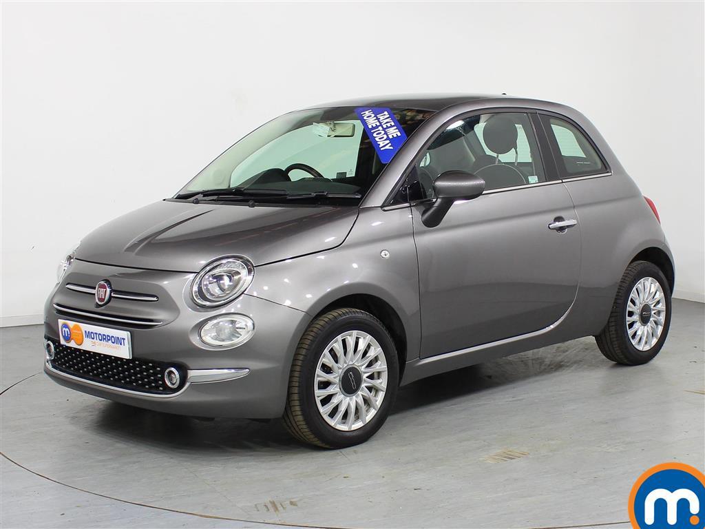 Fiat 500 Lounge - Stock Number (972343) - Passenger side front corner