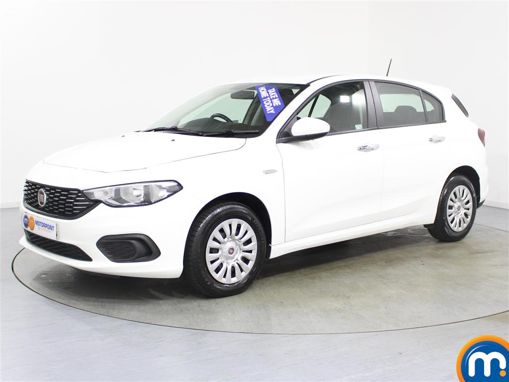 Fiat Tipo Easy - Stock Number (964952) - Passenger side front corner