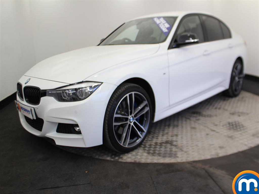 BMW 3 Series M Sport Shadow Edition - Stock Number (957992) - Passenger side front corner