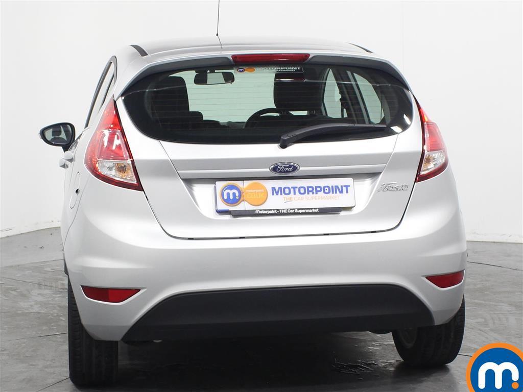 Ford Fiesta Zetec Manual Petrol Hatchback - Stock Number (971975) - Rear bumper