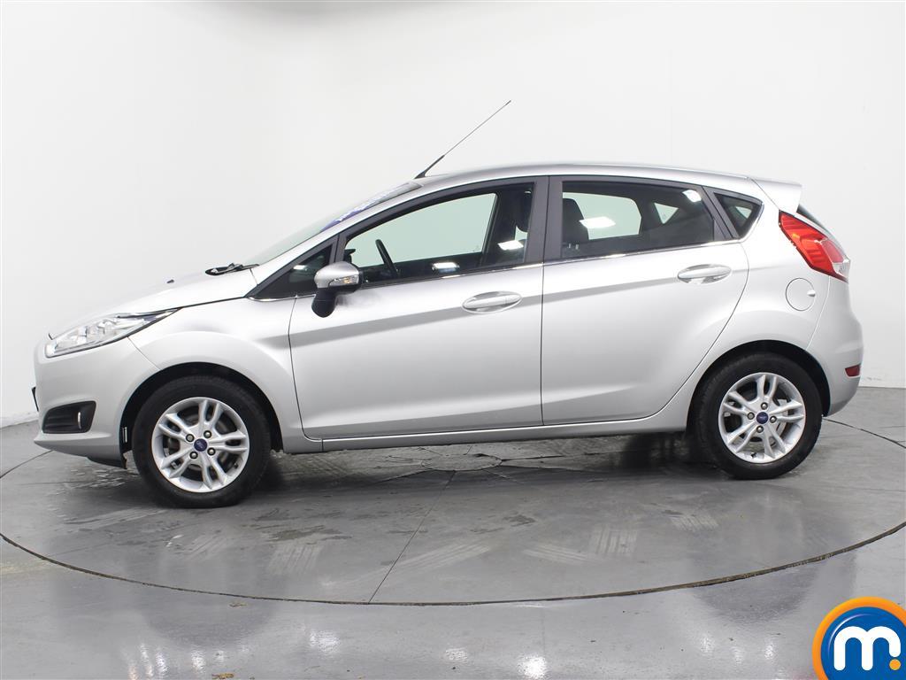 Ford Fiesta Zetec Manual Petrol Hatchback - Stock Number (971975) - Passenger side