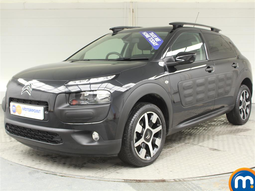 Citroen C4 Cactus Flair - Stock Number (973575) - Passenger side front corner