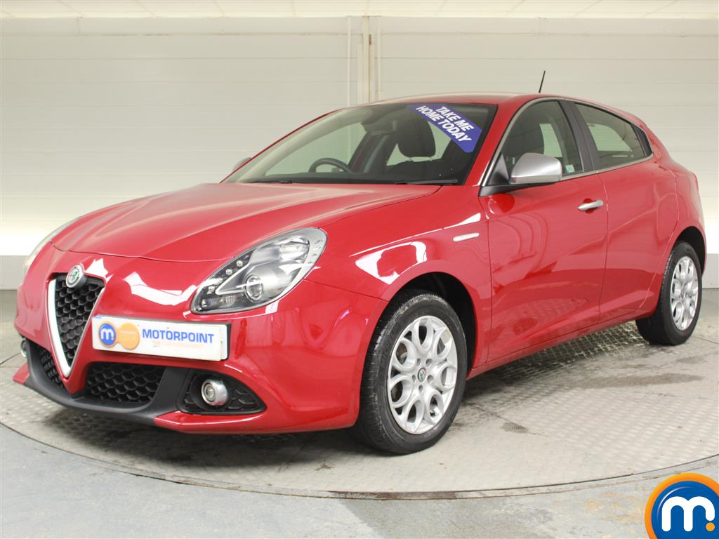 Alfa Romeo Giulietta Super Manual Diesel Hatchback - Stock Number (973436) - Passenger side front corner