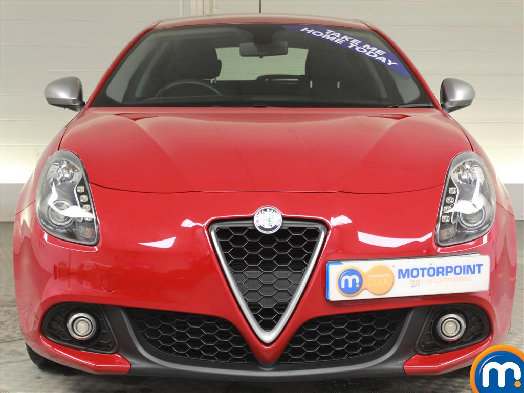 Alfa Romeo Giulietta Super Manual Diesel Hatchback - Stock Number (973436) - Front bumper