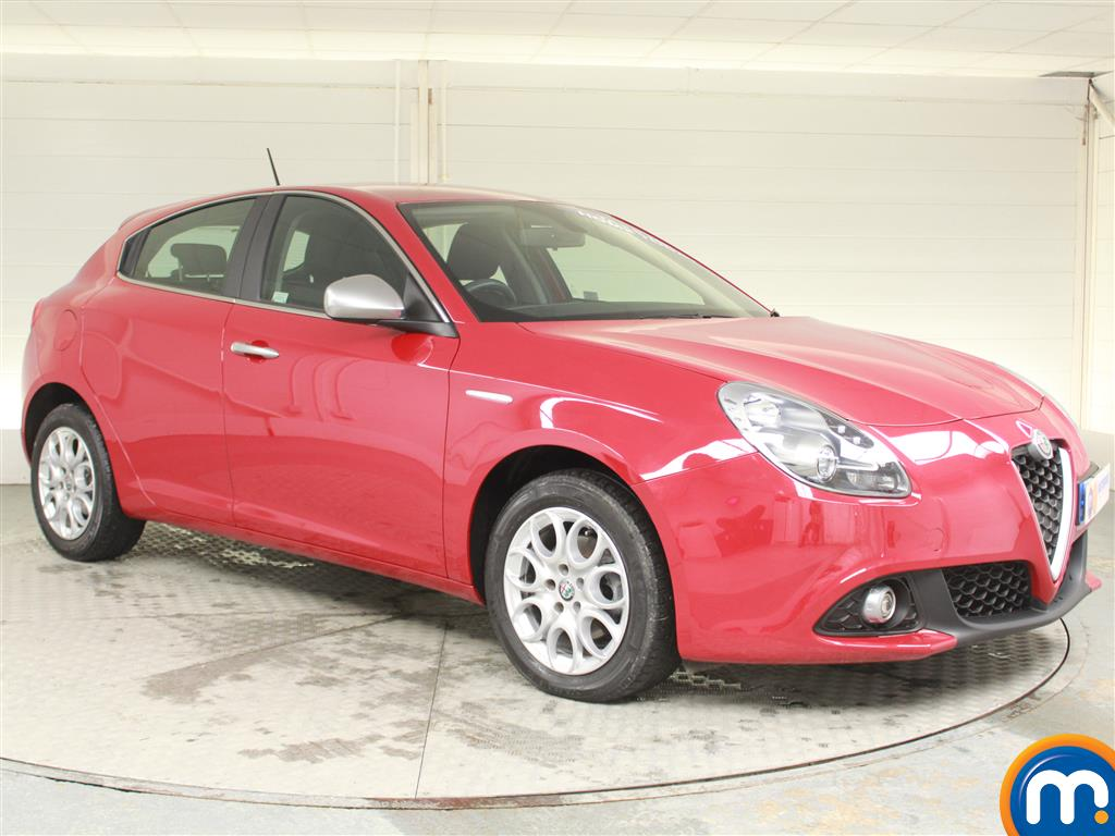 Alfa Romeo Giulietta Super Manual Diesel Hatchback - Stock Number (973436) - Drivers side front corner