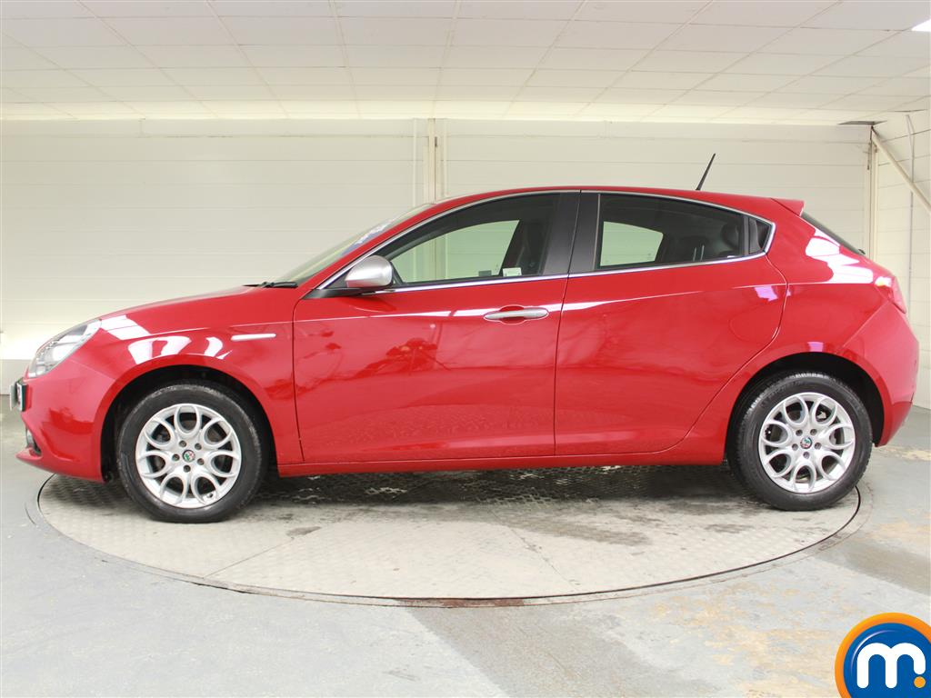 Alfa Romeo Giulietta Super Manual Diesel Hatchback - Stock Number (973436) - Passenger side