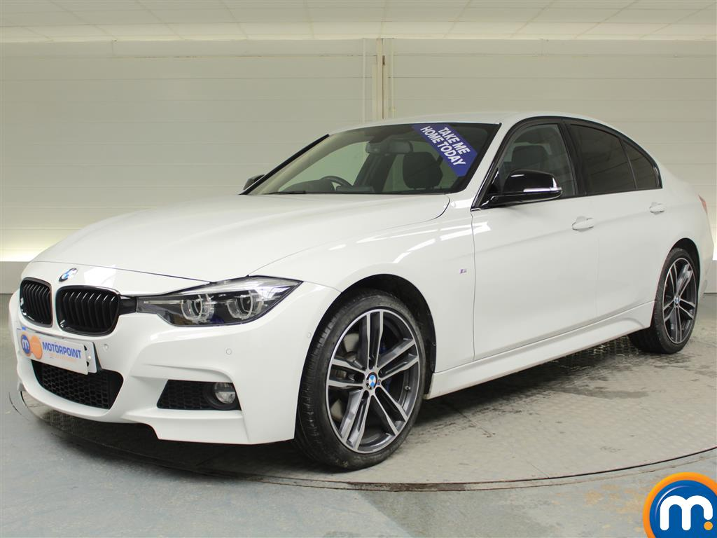 BMW 3 Series M Sport Shadow Edition - Stock Number (958023) - Passenger side front corner