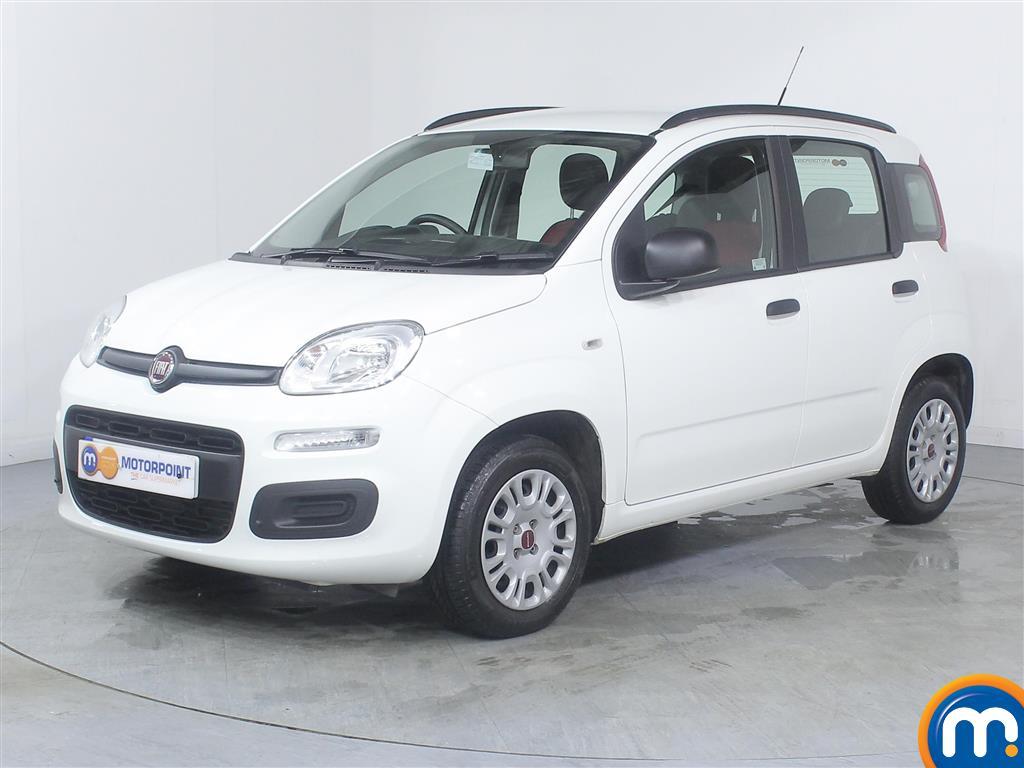 Fiat Panda Easy - Stock Number (971824) - Passenger side front corner
