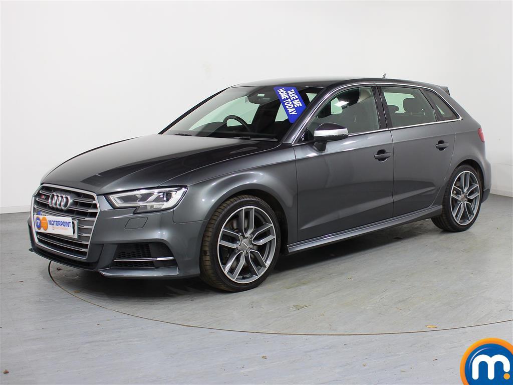 Audi A3 S3 - Stock Number (971827) - Passenger side front corner