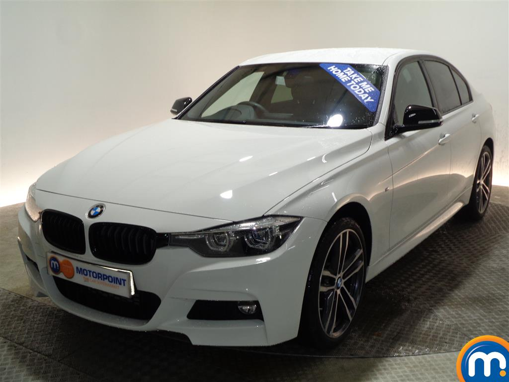 BMW 3 Series M Sport Shadow Edition - Stock Number (963604) - Passenger side front corner