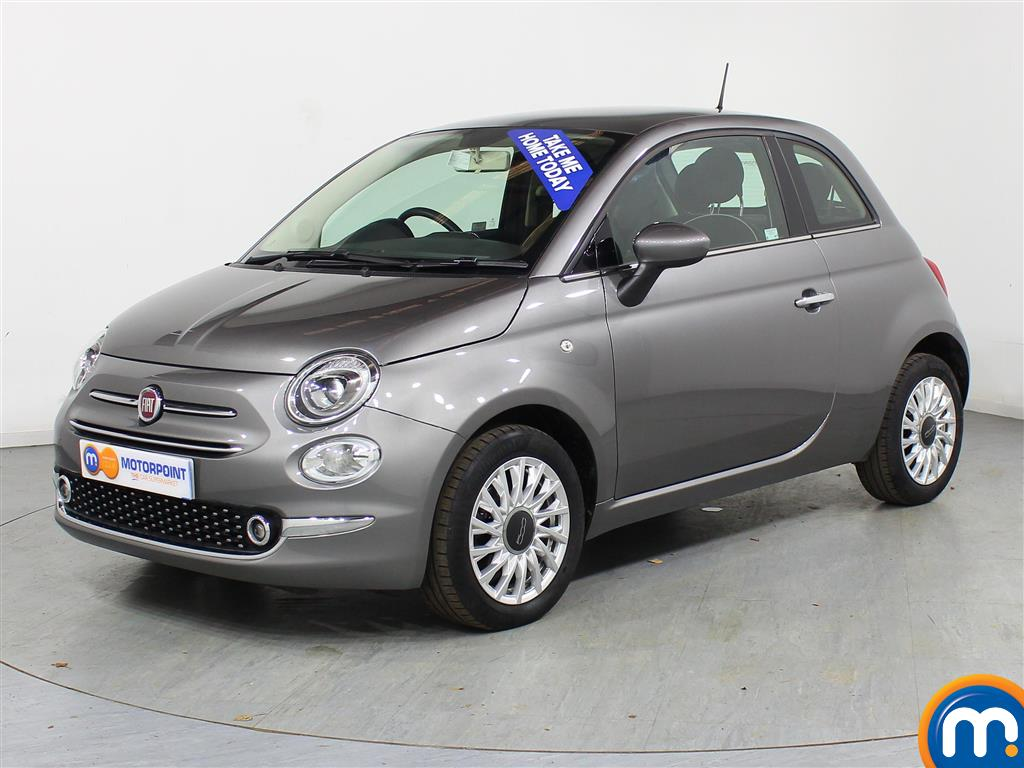 Fiat 500 Lounge - Stock Number (974935) - Passenger side front corner