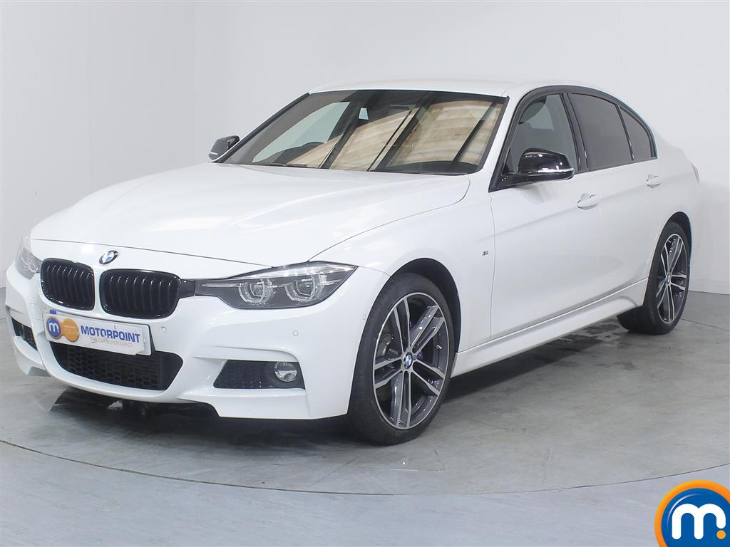 BMW 3 Series M Sport Shadow Edition - Stock Number (958022) - Passenger side front corner