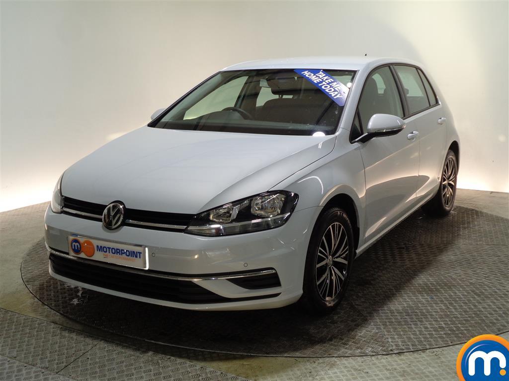 Volkswagen Golf SE Manual Petrol Hatchback - Stock Number (957842) - Passenger side front corner