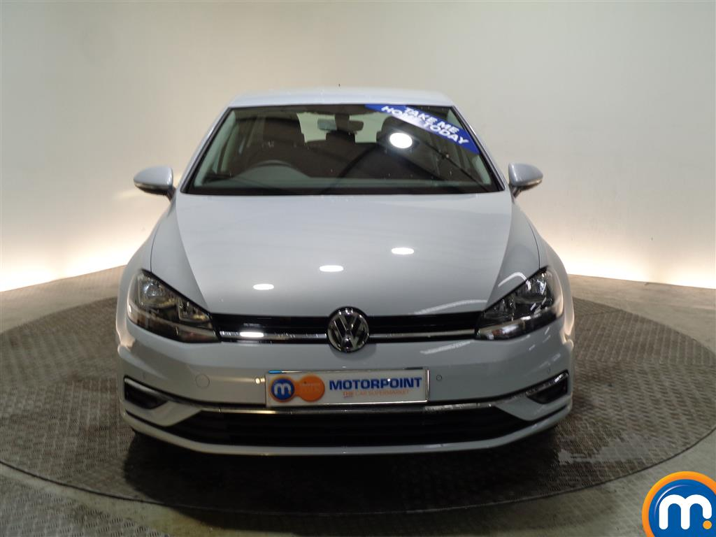 Volkswagen Golf SE Manual Petrol Hatchback - Stock Number (957842) - Front bumper