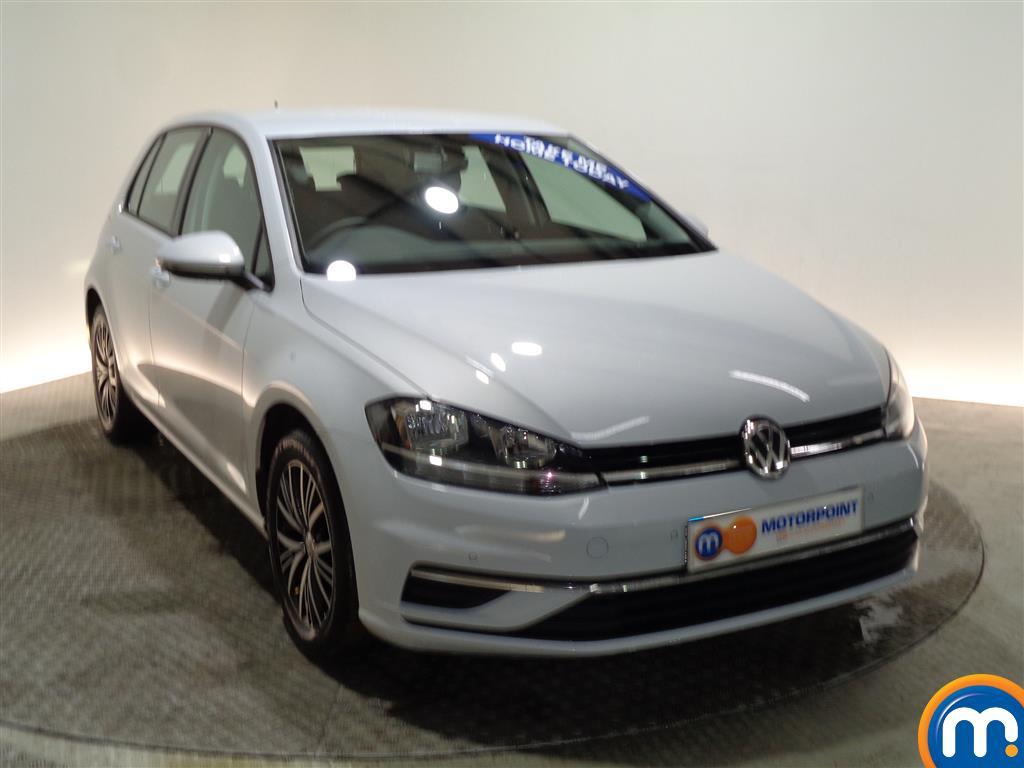 Volkswagen Golf SE Manual Petrol Hatchback - Stock Number (957842) - Drivers side front corner